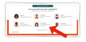 criar conta na hotmart identificacao