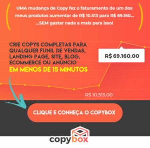 ferramenta para criar copys copybox